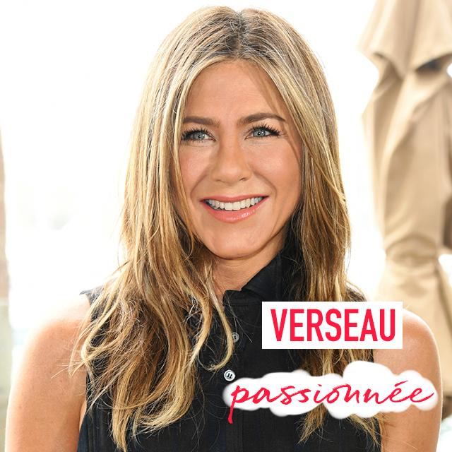 Jennifer Aniston est Verseau