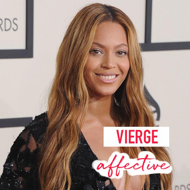 Beyoncé est Vierge