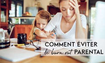 Comment éviter le burnout familial avec ses enfants