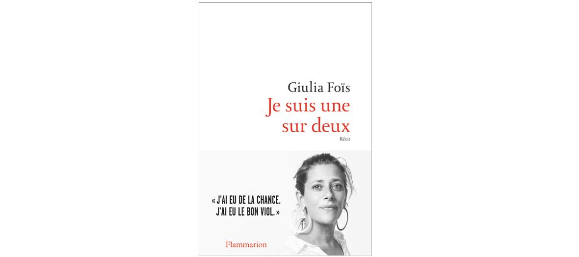 Couverture du livre Je suis une sur deux de Giulia Foïs