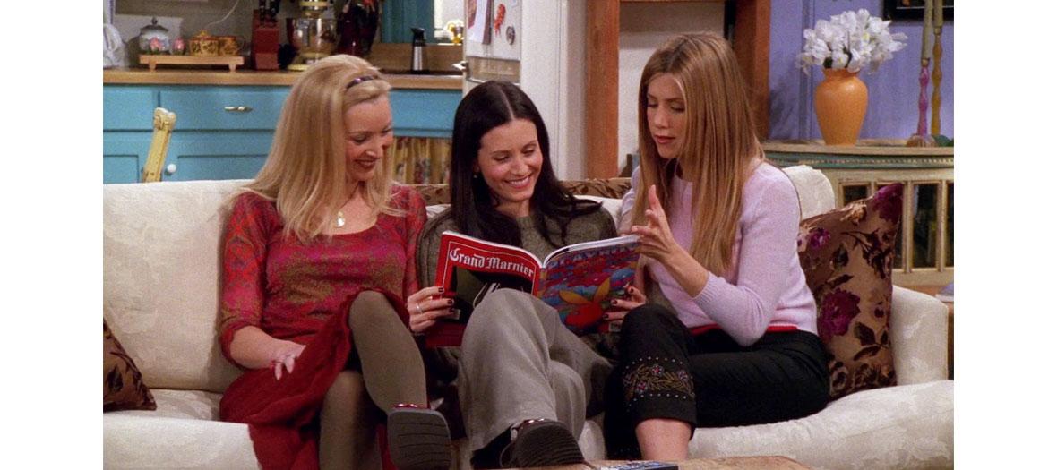 La bande de potes comme dans la série Friends