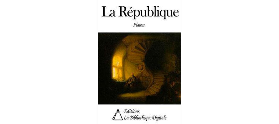 Couverture du livre La République de Platon