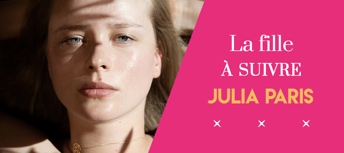Interview Julia Paris