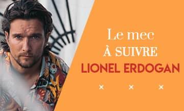 Actualité de l'acteur Lionel Erdogan avec la série La révolution