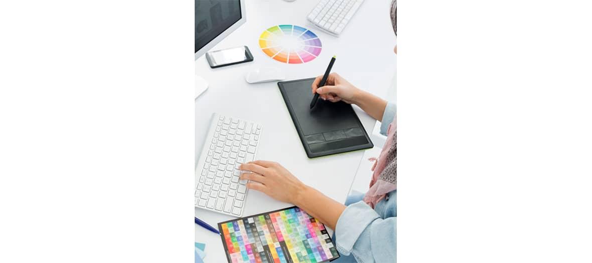 Faites une formation de graphistes à l'edaa