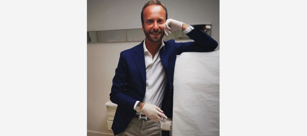 Le docteur Ricardo Marsili