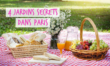 Jardin Secrets Paris