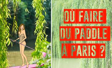 Paddle Paris