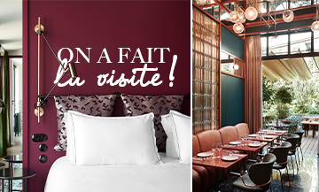 Hotel Ballu: the new very confidential venue in Pigalle
