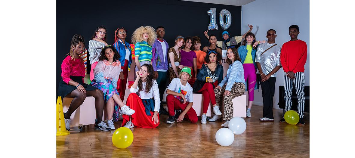 L'ateliers de l'art contemporain du Studio 13/16 au Centre Pompidou