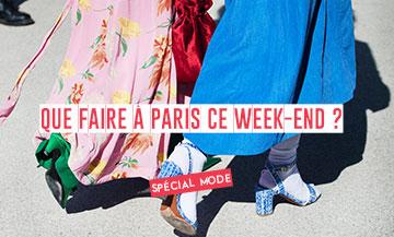 Acheter des objets de créateur, fista avec le La Fondation Louis Vuitton, Broderie du label Joones ce Week End