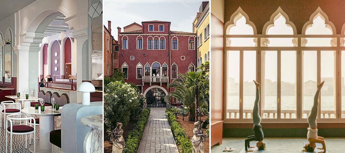 The Il Palazzo Experimental boutique hotel in Venice