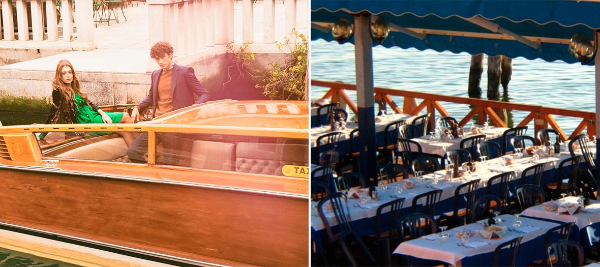 Virée en motoscafo avec avec dejeuner chez Da Celest à Isoladi Pellestrina