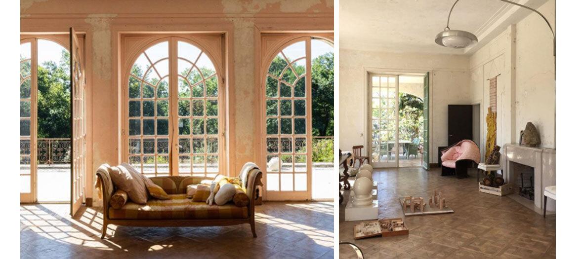 La villa Magnan Art déco à Biarritz