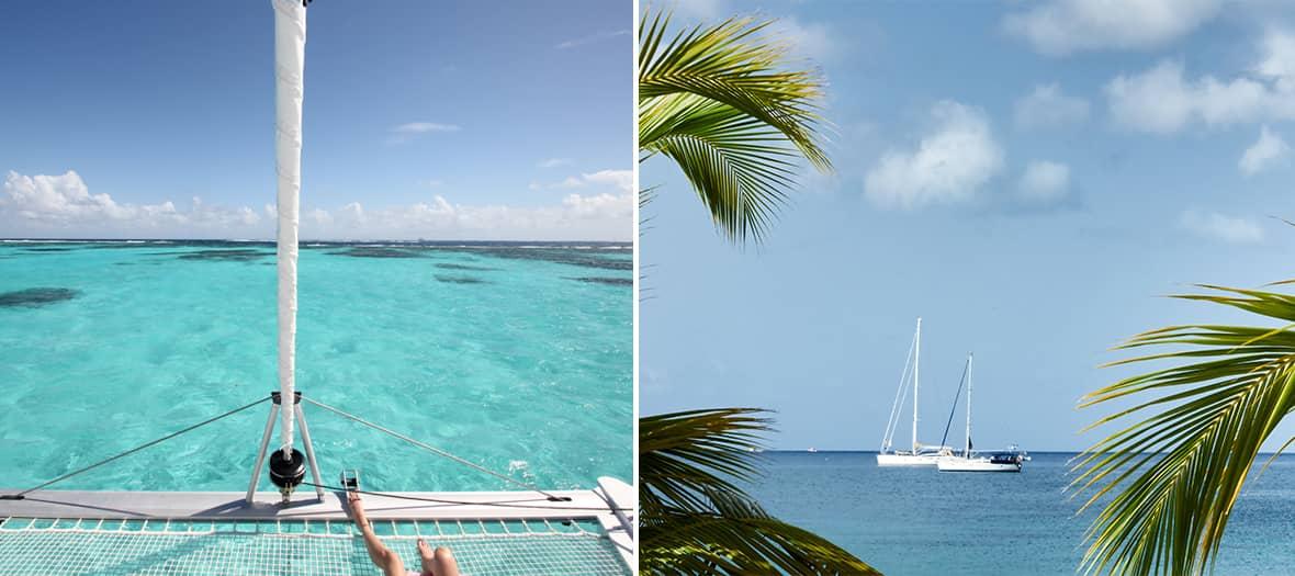 Une escapade en Catamaran via Beyond the beach