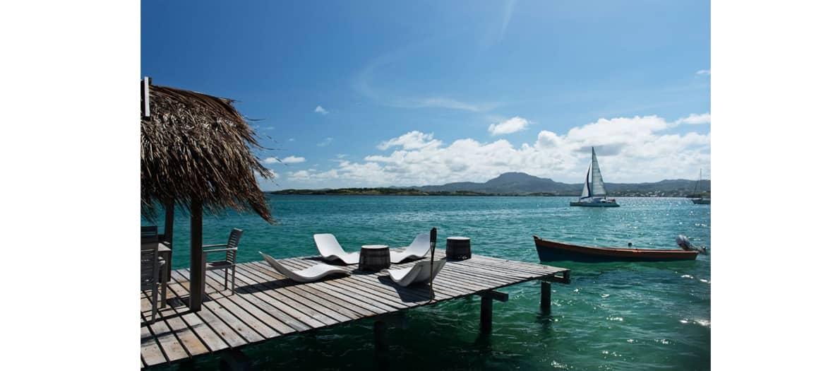 Plongée, Paddle et Mojito sur l'Ilet Oscar en Martinique