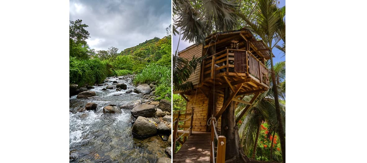Le tourisme green avec Glamping dans des tentes de luxe de Kawaida