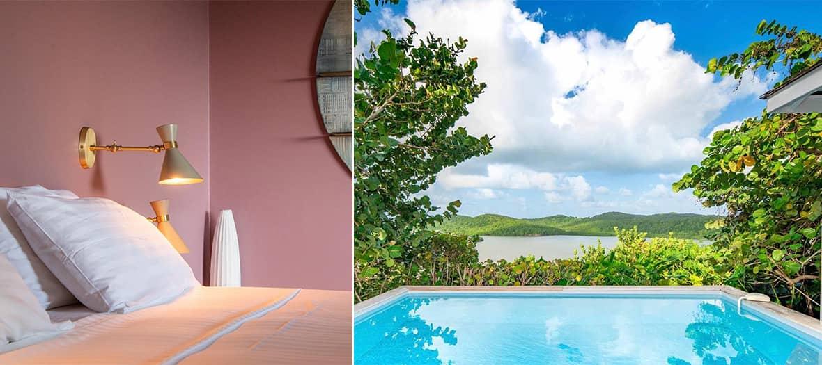 Guest house, boutique hotel Plein Soleil et La Villa Apolline