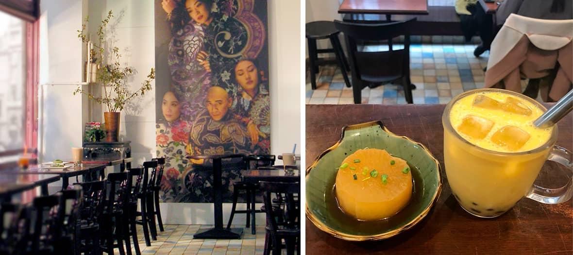 Zenzoo, the buble tea in Paris