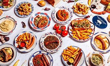 Ohisse Saucisse, le concept de bouillon Pigalle
