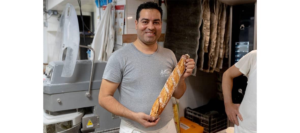 The best baguette in 2020 Taïeb Sahal