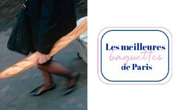 La meilleure baguette de Paris 2021