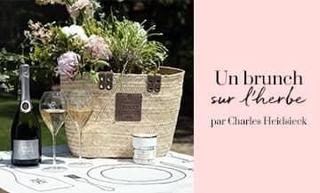Le Brunch de la Maison de Champagne Charles Heidsieck