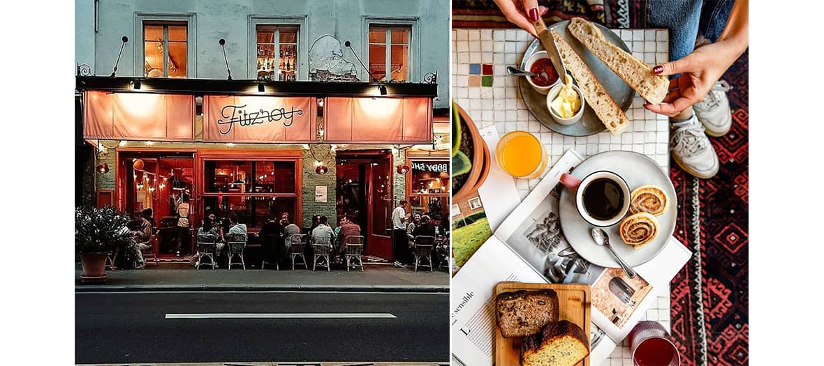 The Fitzroy brunch