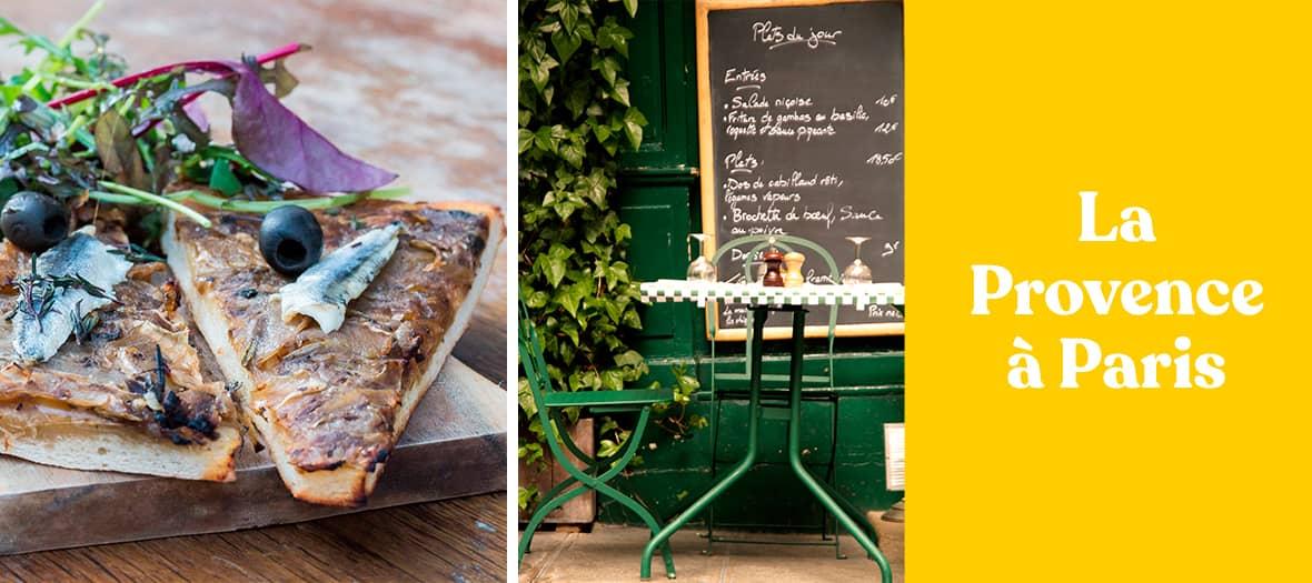 The best mediteranean restaurant in Paris