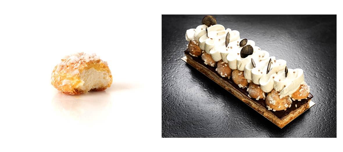 Les choux à la crème de chez Choupette de chez Chouchou