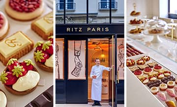 The comptoir du Ritz by François Peret