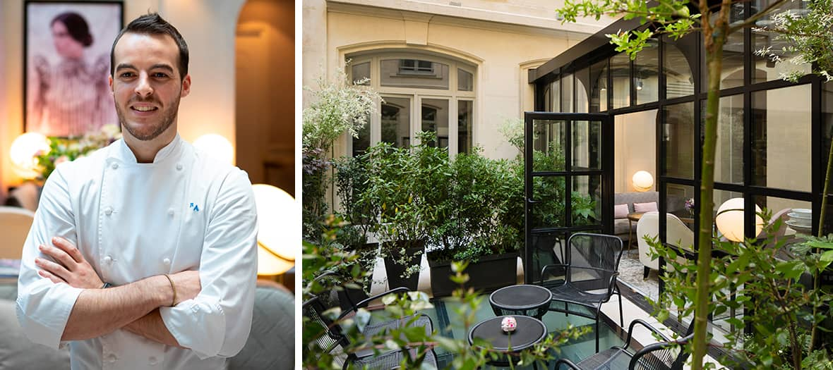 Cleo, le Restaurant de Bruno Aubin de Top Chef
