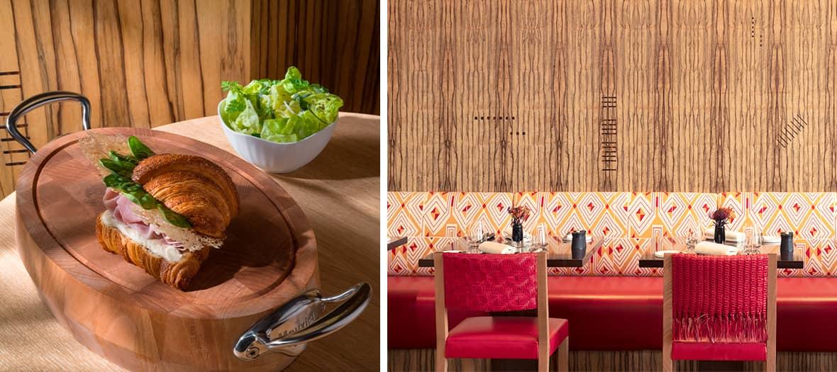 Le restaurant Limbar à Paris