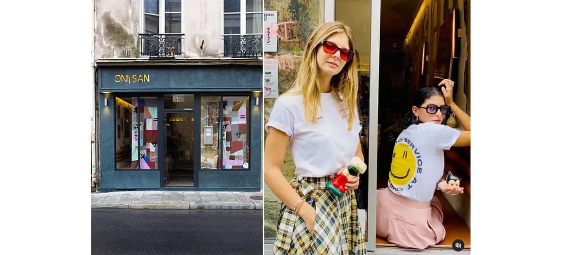 Le resto branché Oniisan à Paris