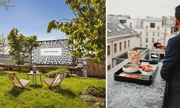 The best new rooftops in Paris