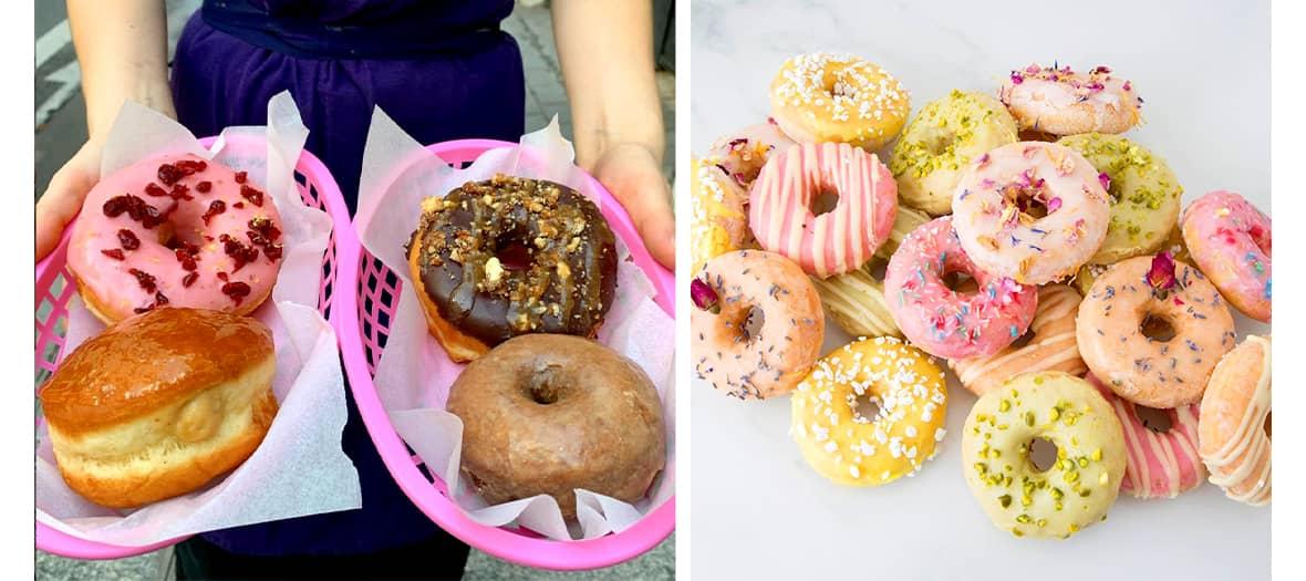 Les donuts de chez Boneshaker Donaught et Besties