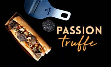 Truffles out of season with Christophe Louie, Anne-Sophie Pic and Artisan de la truffe