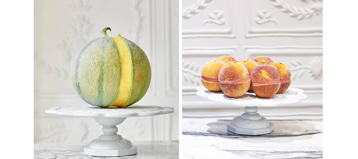 Les glaces aux fruits givrés de chez Fruttini