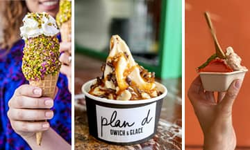 The Best Places to have an ice cream