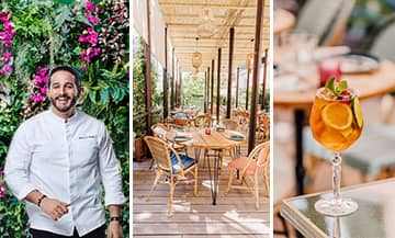 Manzili, La Terrasse de Mohamed Cheikh de Top Chef