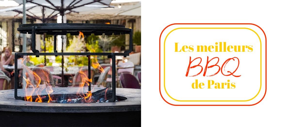 Barbecue Ete Paris