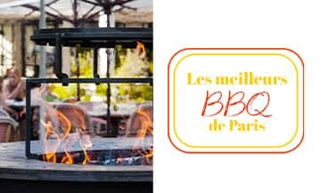 Les meilleurs barbecues de l'été à Paris