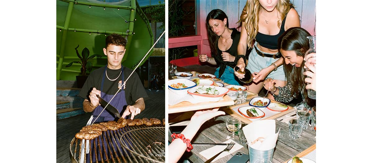 le barbecue au wonderlust Diego Alary