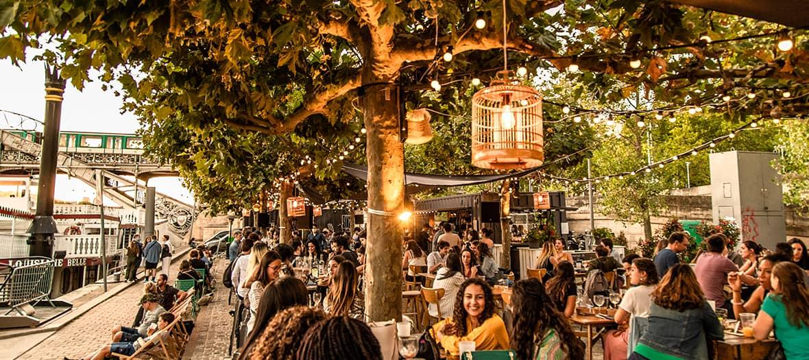 Les meilleures fêtes en plein air à Paris