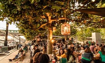 The best outdoor parties in Paris
