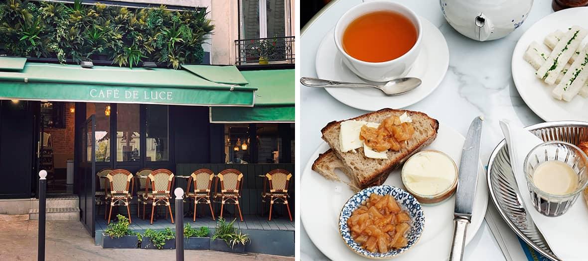 Cafe De Luce