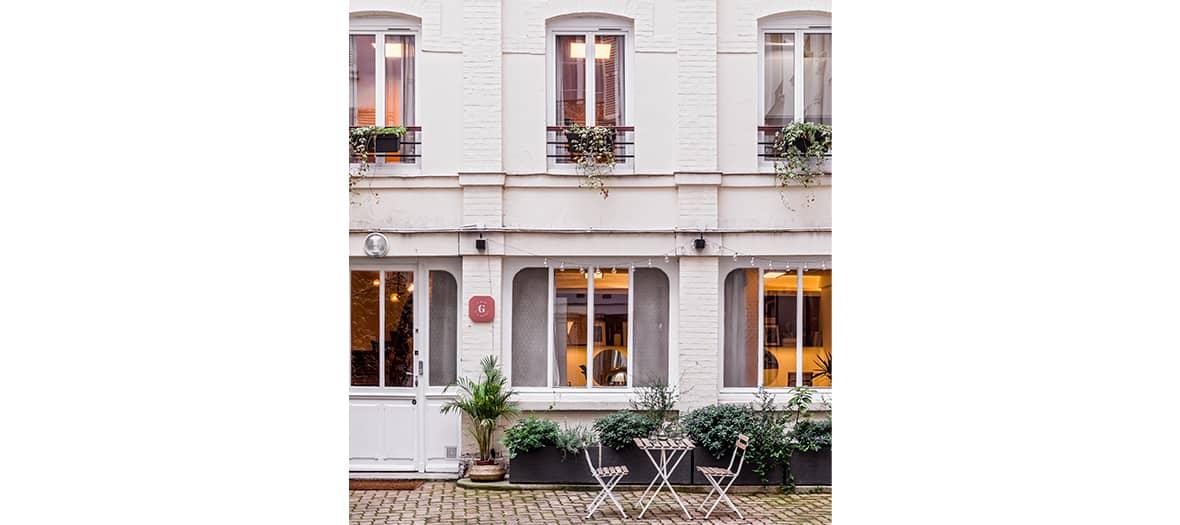 La maison Gynécée dans le 9ème arrondissement