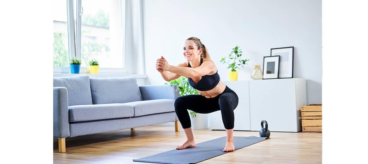 Programme sport minceur Miniweight avec cardio et renforcement musculaire pour un corp tonifié.