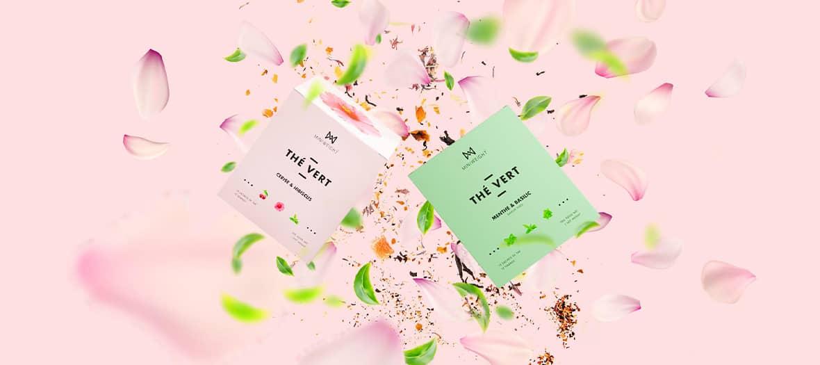 Le thé vert anti-cellulite de Miniweight