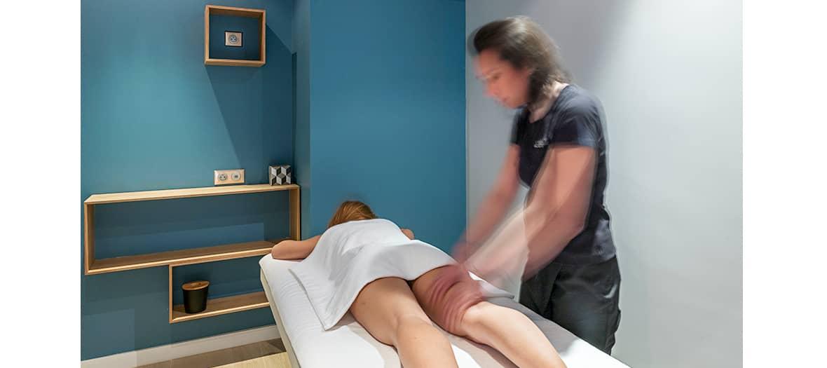 The slimming massage institute Palper Rouler